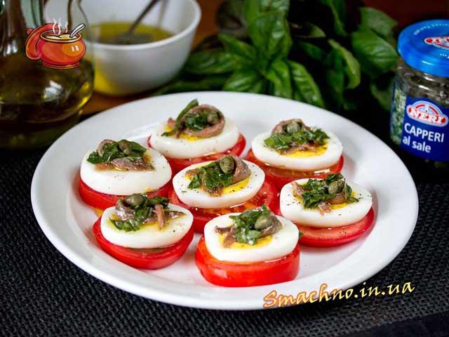 Яйця по-неаполітанськи