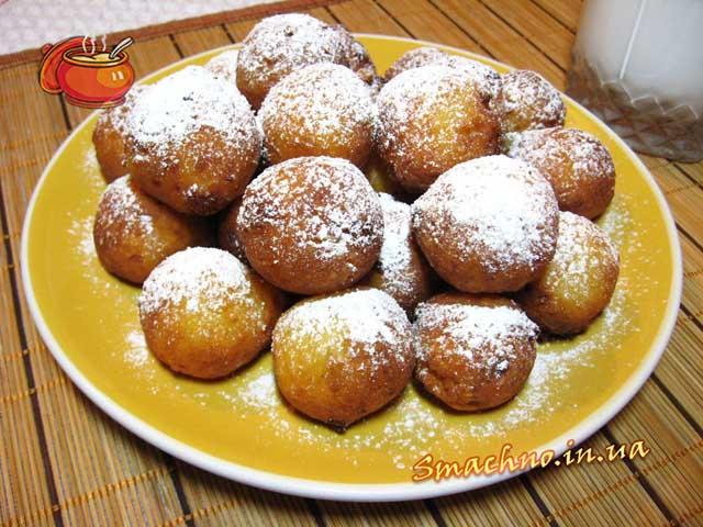 рецепт творожных пончиков в сковороде для пончиков