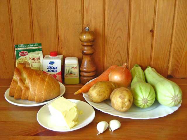 Супы-пюре из кабачков – 4 простых рецепта / Простые