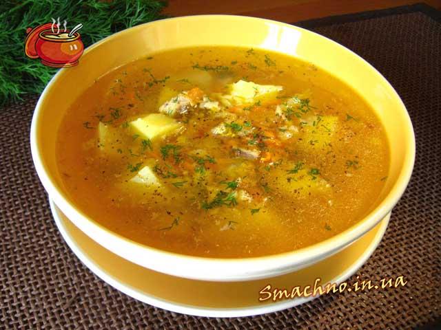Рецепт вкусного супа быстро