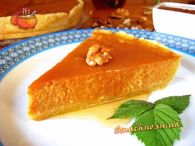 Рецепт пирога с медом быстро