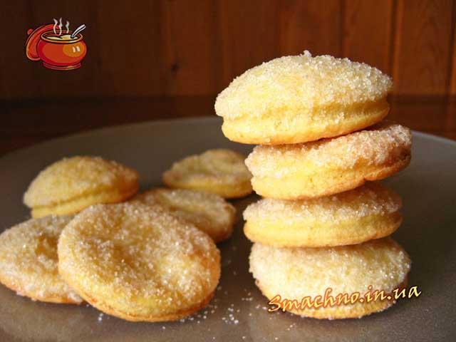 рецепт смачного печенья