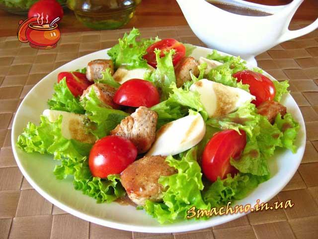 коса рецепт смачного салату фото можно